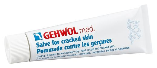 Gehwol med Salve for cracked skin jalkavoide